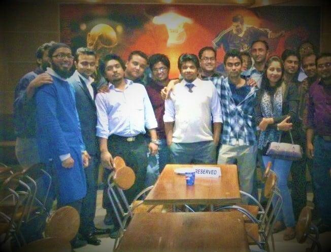 Manha Technology Team